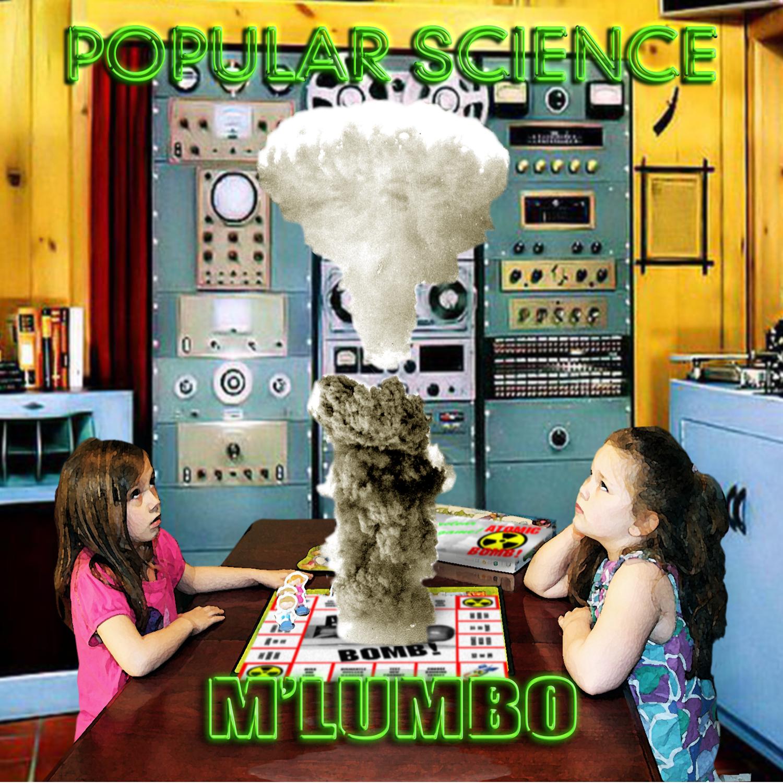 Popular Science Double CD M'lumbo Jane Ira Bloom, Page Hamilton, Gary Lucas